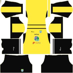 Persela gk home kit