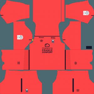 SM Caen away kit