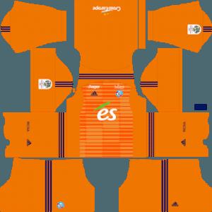 Strasbourg gk home kit
