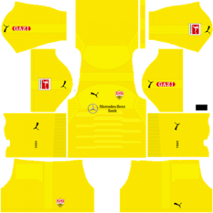VFB Stuttgart gk home kit