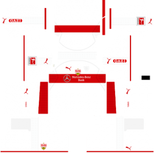 VFB Stuttgart home kit