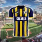 Dream League Soccer Fenerbahce Kits and Logos 2019-2020 – [512X512]